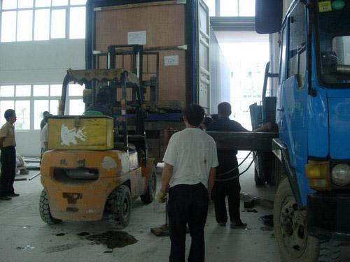 工厂设备搬迁