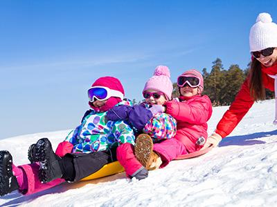滑雪门票默认商品名称信息